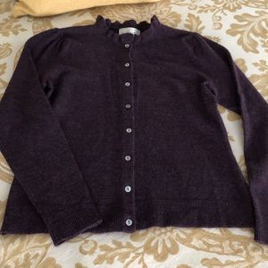 Sarah Spencer Petite merino wool sweater